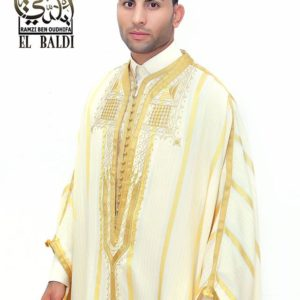 Costume traditionne, El jebbah El Baldi