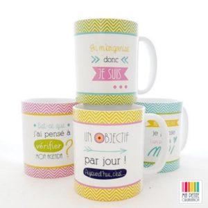 Ma petite organisation mug ma petite organisation cadeau noel femme@x