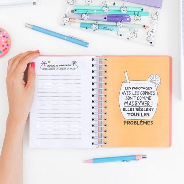 Agenda Annuel 2019 «Tout Ce Qui Était Pour Avant-Hier»