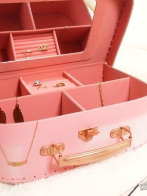 boite bijoux valisette