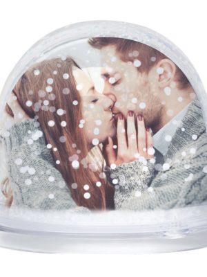 boule a neige neige