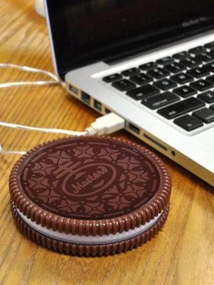 chauffe tasse usb cookie ideecadeau fr afa