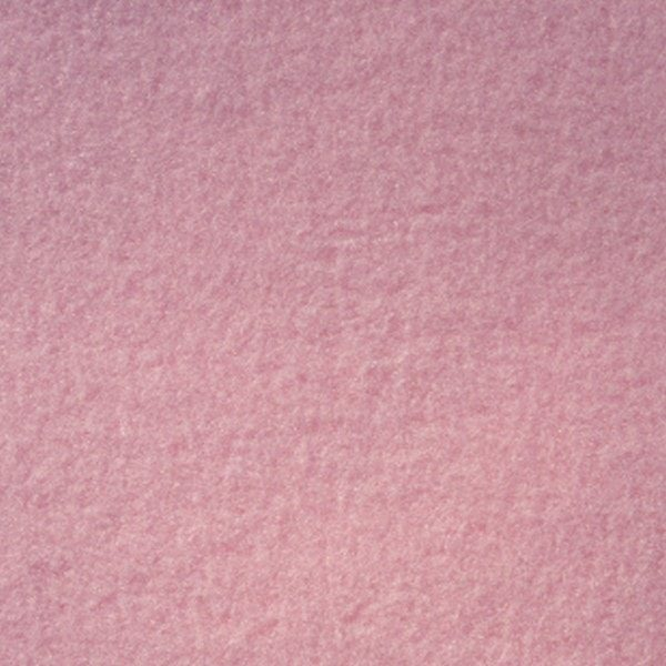 couverture polaire brodee rose personnalisee