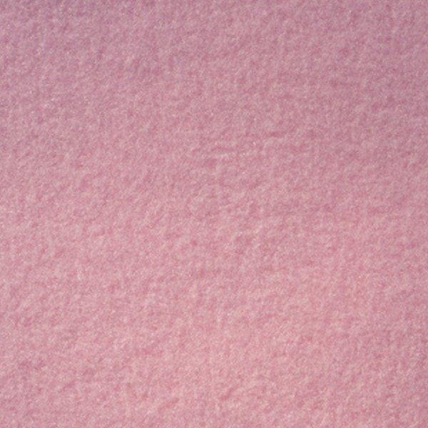 Couverture polaire brodée rose personnalisée