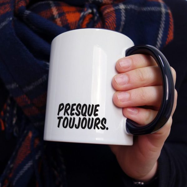 TASSE PERSONNALISABLE – TU AS RAISON