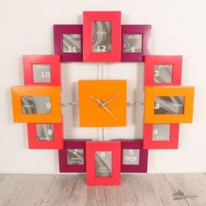 Horloge Cadres Photos