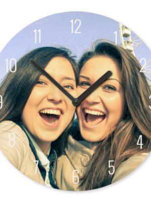 horloge murale personnalisée idée cadeau