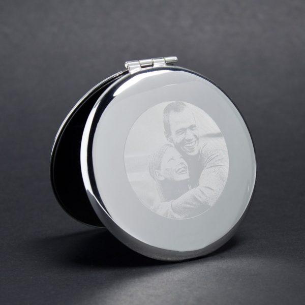 Miroir de maquillage – Rond Miroir de maquillage