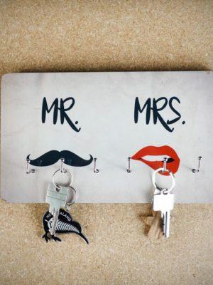 PORTE CLÉSMR.&MRS