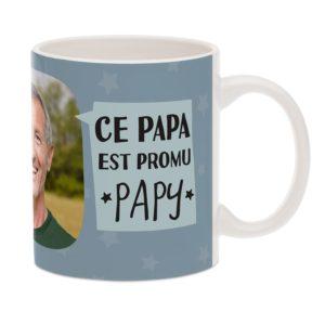 Mug grand-père personnalisé