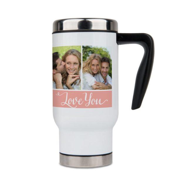 Mug isotherme personnalisé