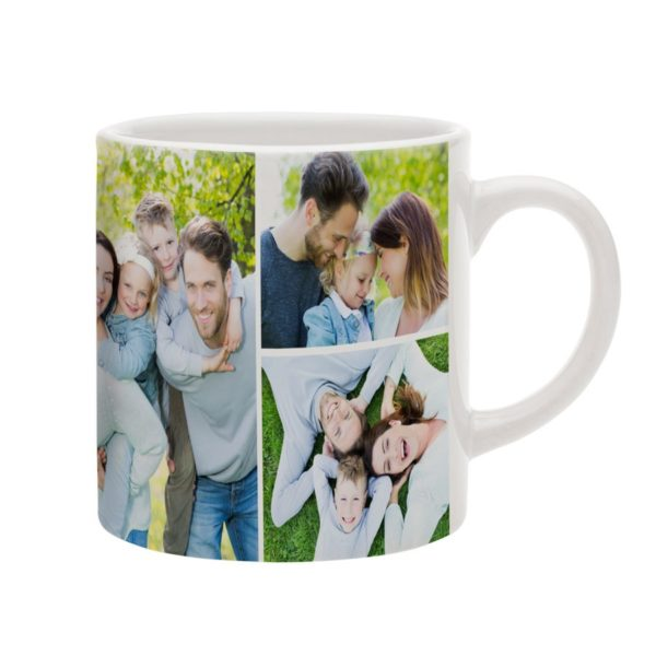 Tasse photo à personnaliser