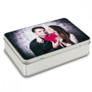 caja de regalo cuadrada con foto regalos es afedb
