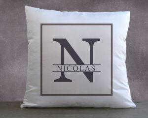 Coussin Personnalisable