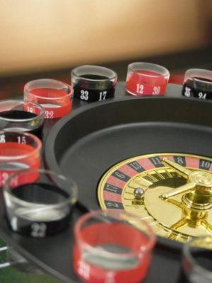 Roulette Jeu à Boire