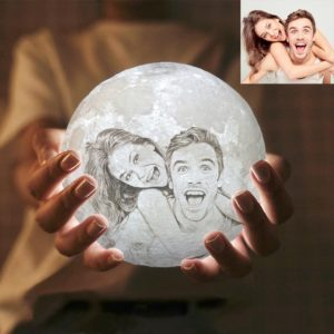 Lampe magique «Luna Moon»