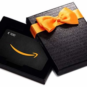 Carte cadeau Amazon.fr – €100 – Dans un coffret Amazon
