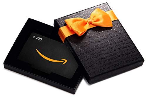 Carte cadeau Amazon.fr – €100 – Dans un coffret Amazon