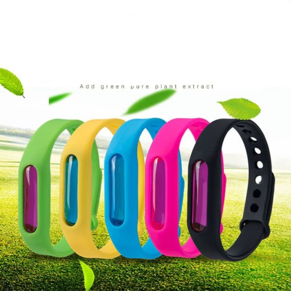 Anti-Mosquito Smart Wristband Bracelet