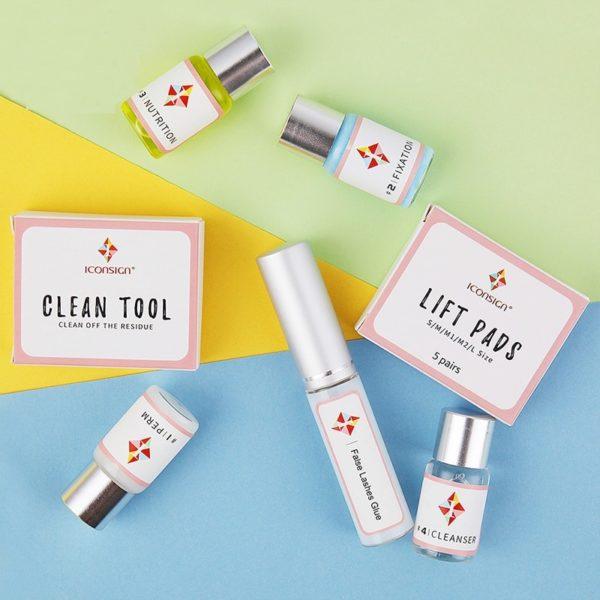 Makeup Lash Lifting Kit