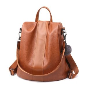 Women's Anti-Thief Design Backpack