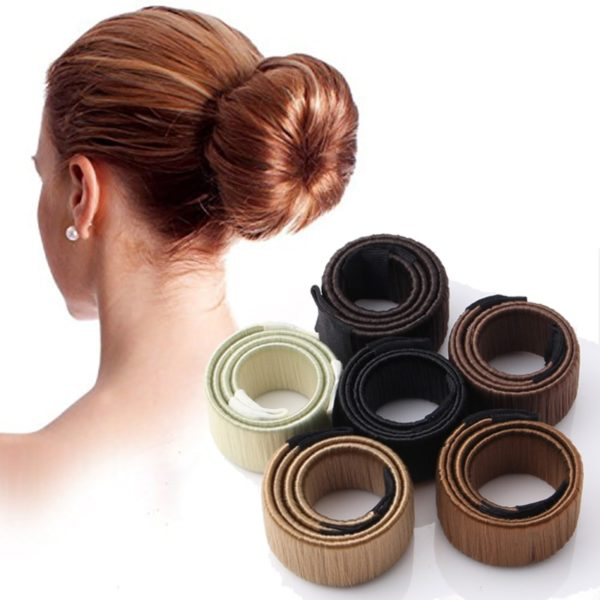 Hair Twist Bun Pour femme