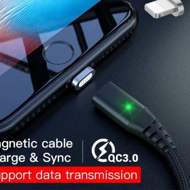 Micro USB magnétique