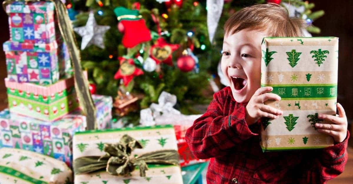 26 cadeaux de Noël