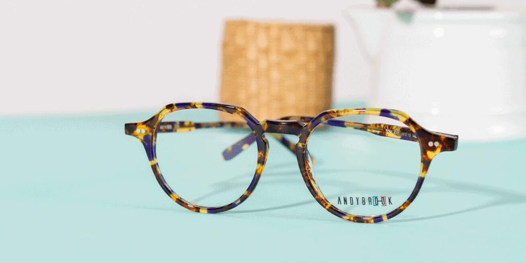 Des lunettes tendances