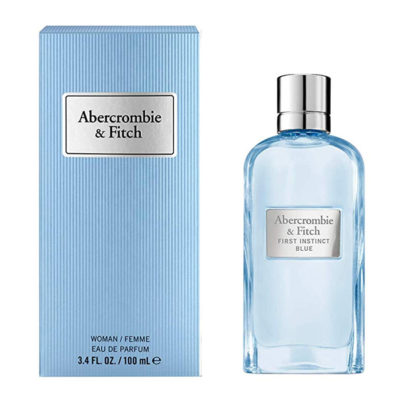 First Instinct Blue Abercrombie & Fitch EDP