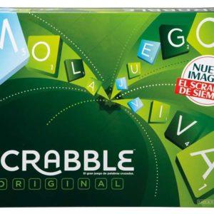Jeu de société Scrabble Original Mattel
