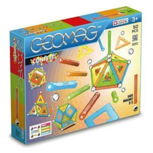 Set de construction Geomag Confetti (50 pcs)