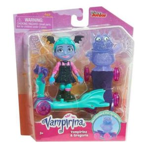 Figurine Vampirina Scooter Bandai
