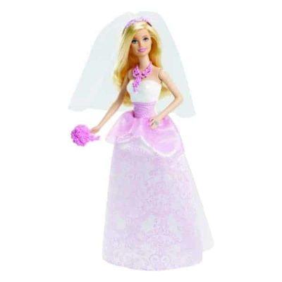 Poupée Bride Barbie Mattel