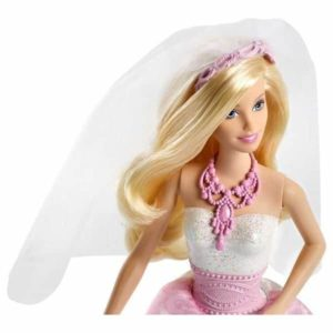 Poupée Bride Barbie Mattel