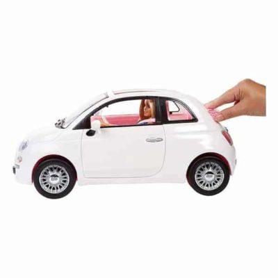 Voiture Barbie Fiat 500 Mattel, Super idées cadeaux