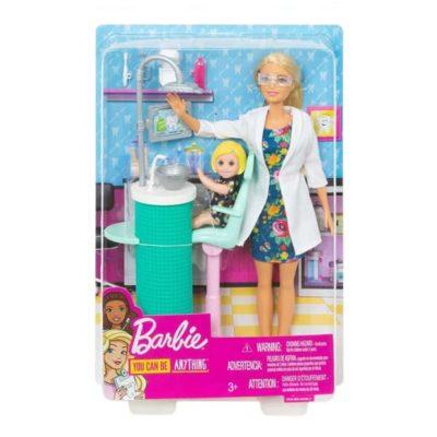 Poupée Barbie Dentist Mattel