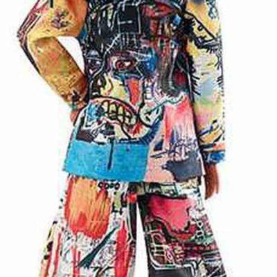 Poupée Barbie Collector Jean Michel Basquiat X Mattel
