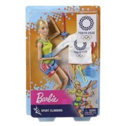 Poupée Barbie Climber Mattel, Super idées cadeaux
