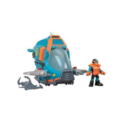 Ensemble de Figurines Imaginext Mattel