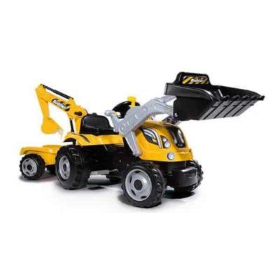 Tracteur à pédale Builder Max Simba, Super idées cadeaux