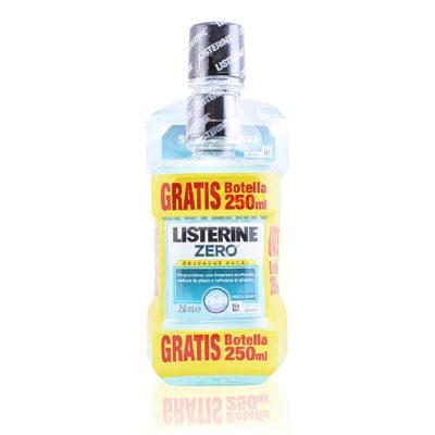Bain de Bouche Zero 0% Listerine