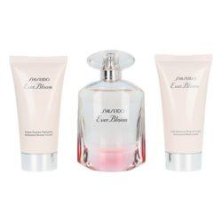 Set de Parfum Femme Ever Bloom Shiseido (3 pcs), Super idées cadeaux