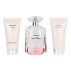 Set de Parfum Femme Ever Bloom Shiseido (3 pcs)