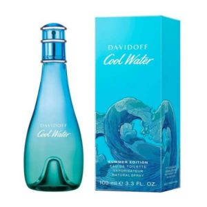 Parfum Femme Cool Watter Summer 19 Davidoff EDT (100 ml)