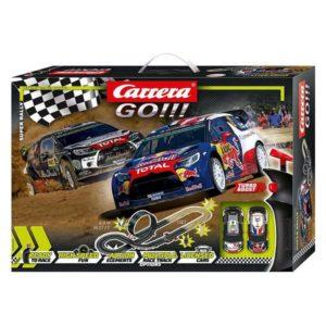 Piste de course Rally Carrera (4,9 m)