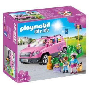 Playset City Life Car Parking Playmobil 9404