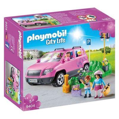 Playset City Life Car Parking Playmobil, Super idées cadeaux