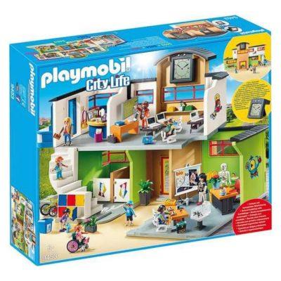 Playset City Life School Playmobil