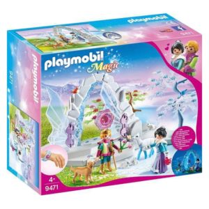 Playset Magic Winter Door Playmobil 9471